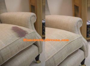 до и после химчистки дивана