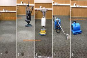 чистка ковролина инструменты
